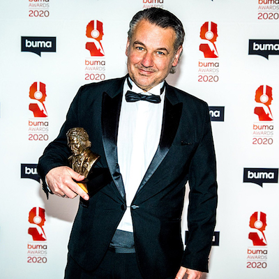 Prestigious Award for composer Stephen Emmer