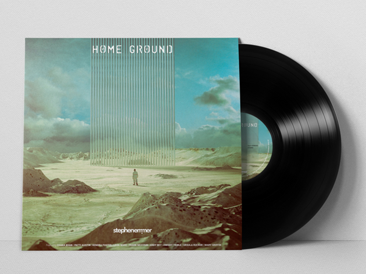 Home Ground Album